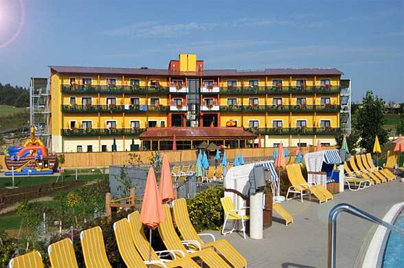 Hotel Puchas Plus Familientherme Stegersbach