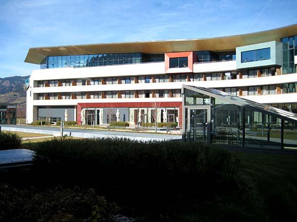 Hotelbereich Hotel Tauern Spa in Kaprun bei Zell am See