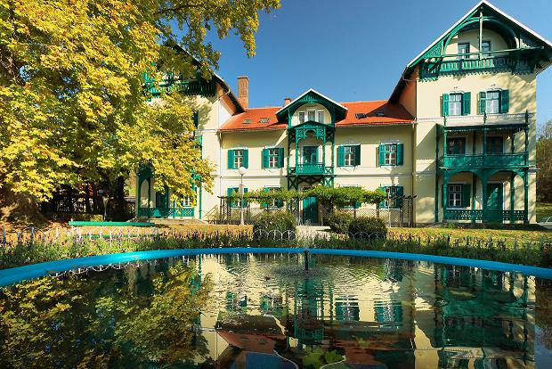 Hotel Vita Terme Dobrna Slovenia