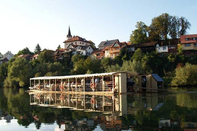 Kur in Dolenske Toplice Slowenien