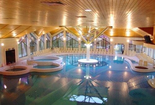 Wellnesshotel Sotelia Therme Olimia Slowenien