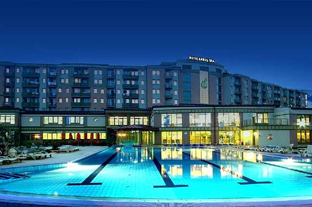 Hotel Superior Thermal Hotel Karos Spa Ungarn