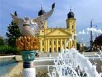 Stadtansicht Debrecen