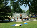 Parkbad in Gyula