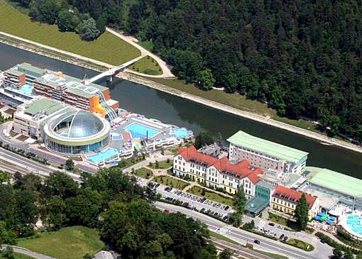 Therme Laško Kur und Wellness in Slowenien