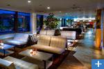 Cafe der Therme Rimske Toplice