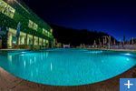 Hotel Rimski Dvor mit Outdoorpool