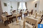 Restaurant der Therme Rimske Toplice