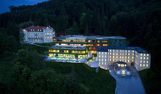 Therme Rimske Toplice in Slowenien für Kur, Wellness- & Thermenurlaub