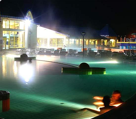 Thermenurlaub Danubius Health Spa Resort Sárvár