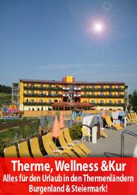 Wellnesshotels in den Thermen Österreich