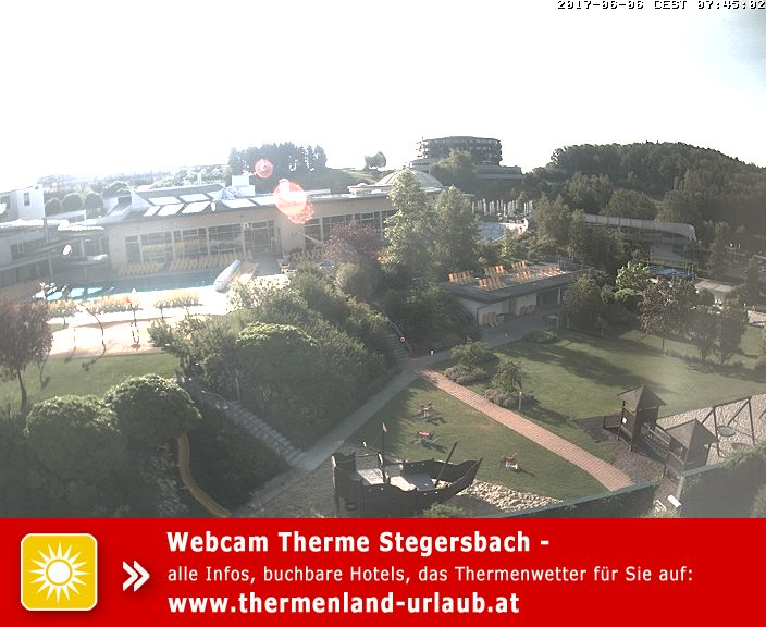 Webcam Therme Stegersbach Südburgenland