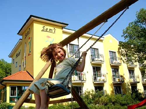 Kinderhotel Semi Lutzmannsburg