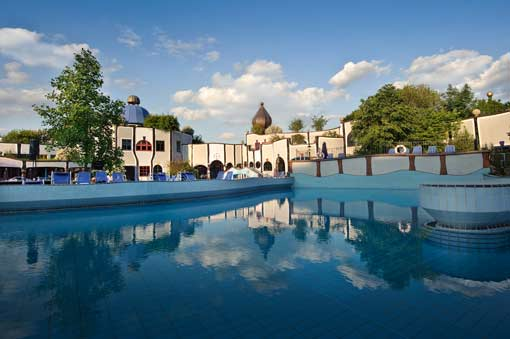 Wellness im Rogner Bad Blumau