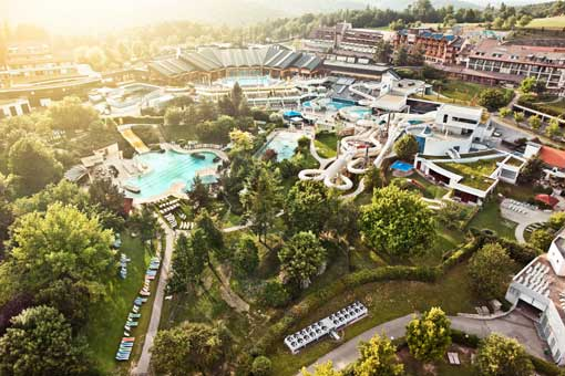 Loipersdorf Therme und Thermenhotels