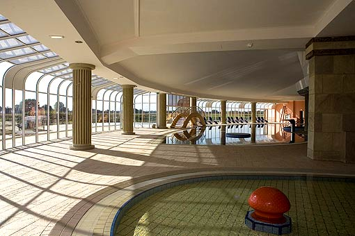 Therme Ptuj in der Region Štajerska - Slowenien