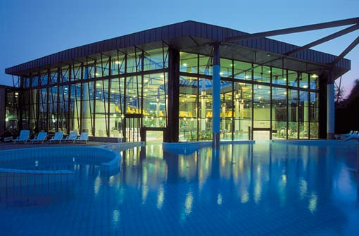 Therme Radenci Slowenien