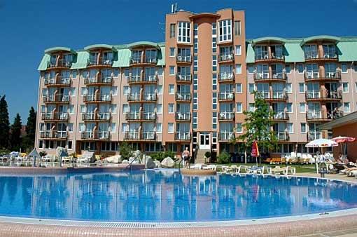 Hotel Europa Fit Heviz