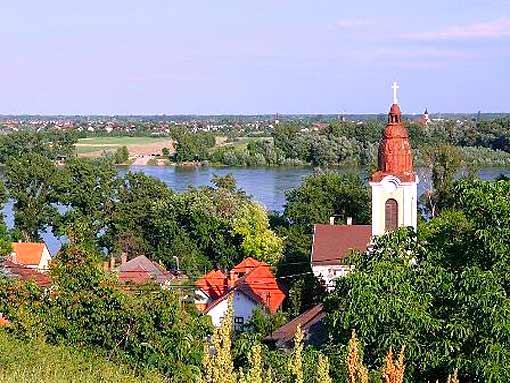 Százhalombatta südwestlich von Budapest