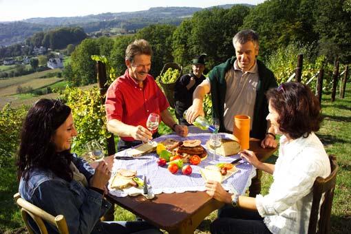 Genuss & Wohlbefinden im Thermenland Steiermark