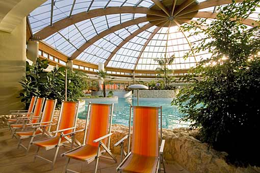 Therme Spa Wellness Szentgotthárd Ungarn