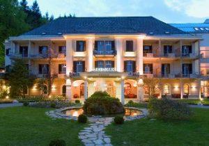 Hotel Warmbaderhof Therme Warmad Villach