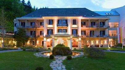 Hotel Warmbaderhof Therme Warmbad Villach