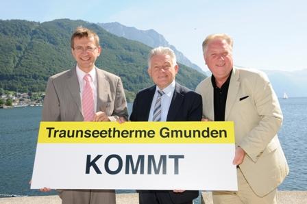Therme Gmunden Oberösterreich