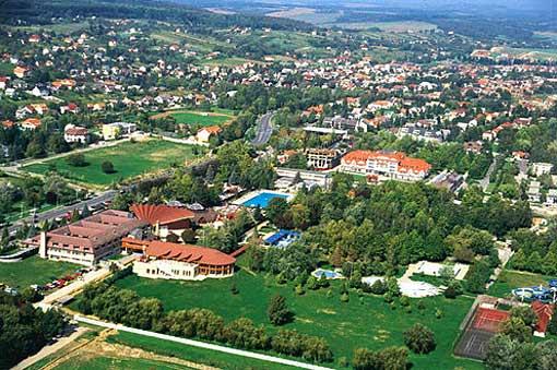 Zalakaros Thermenurlaub Kur in Ungarn