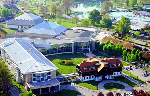 Kur und Wellnessurlaub Therme Catez Slowenien