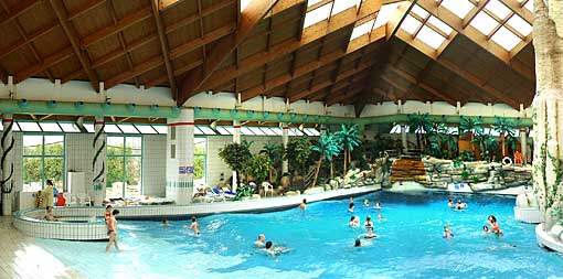 Die Winterthermalriviera der Therme Catez