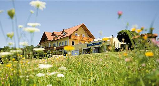 Hotel Garni Panoramahof- Loipersdorf