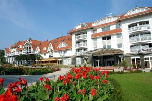 MenDan Thermal Hotel Aqualand im ungarischen Kurort Zalakaros