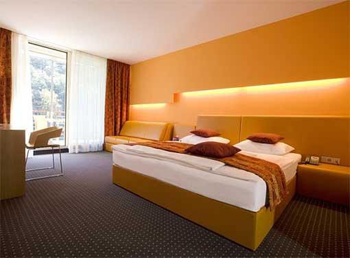 Hotel Wellness Park Therme Lasko Slowenien Zimmer