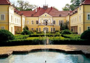 Wellness-Schlosshotel Szidonia Ungarn
