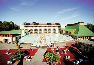 Bad Harkany Heilbad und Therme in Ungarn