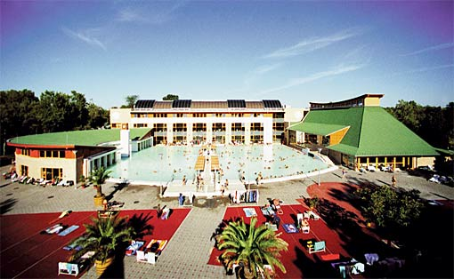 Therme Heilbad Harkany Ungarn