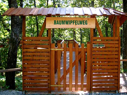 Baumwipfelweg Althodis Burgenland