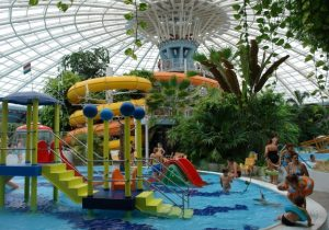 Therme Bad Debrecen Ungarn