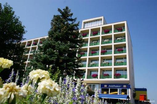 Hotel Aranyhomok Kecskemet Ungarn