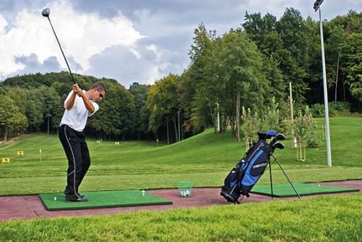 Golfplatz Sveti Martin direkt am Thermenresort