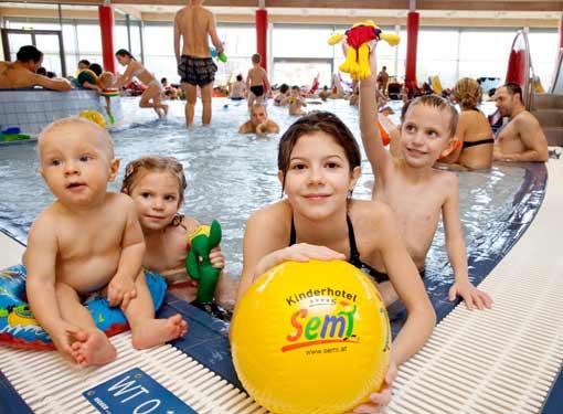 Sonnentherme Lutzmannsburg & Kinderhotel Semi