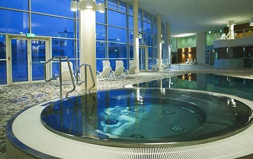 Spabereich Vital- und Thermenhotel Bad Tatzmannsdorf