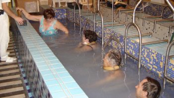 Hotel Aquamarin in Bad Heviz Kurbereich