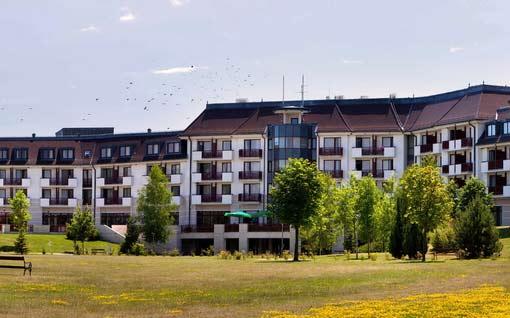 © Greenfield Hotel in Bad Bük Ungarn