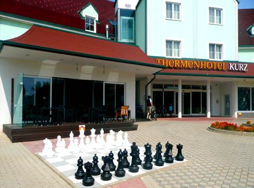 Thermenhotel Kurz Sonnentherme Lutzmannsburg