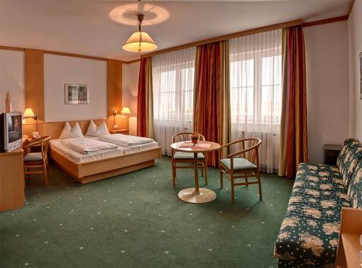 Unser Gästezimmer im Thermenhotel Kurz Sonnentherme Lutzmannsburg