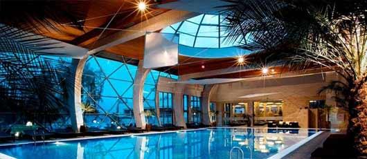 Spirit Hotel Thermal Spa Sárvár in Ungarn