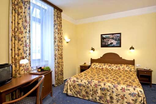 Gästezimmer im Parkhotel Bad Heviz