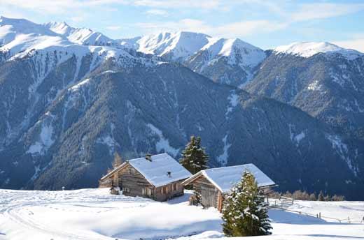 Bergidylle in Südtirol